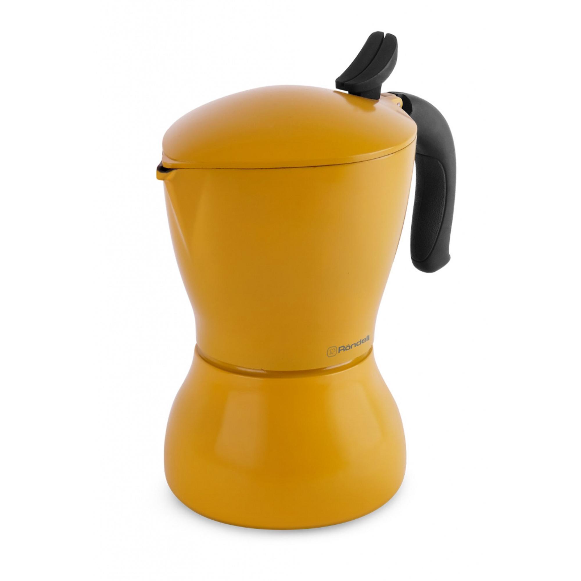 Кофеварка гейзерная Rondell Sole 0,45 л недорого