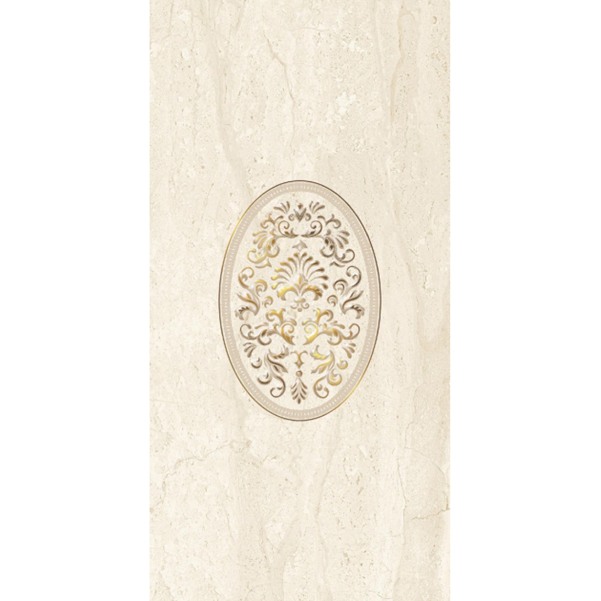 Купить Декор Kerlife Olimpia D'arte Crema 31, 5x63 см, декор, Россия, бежевый, керамика