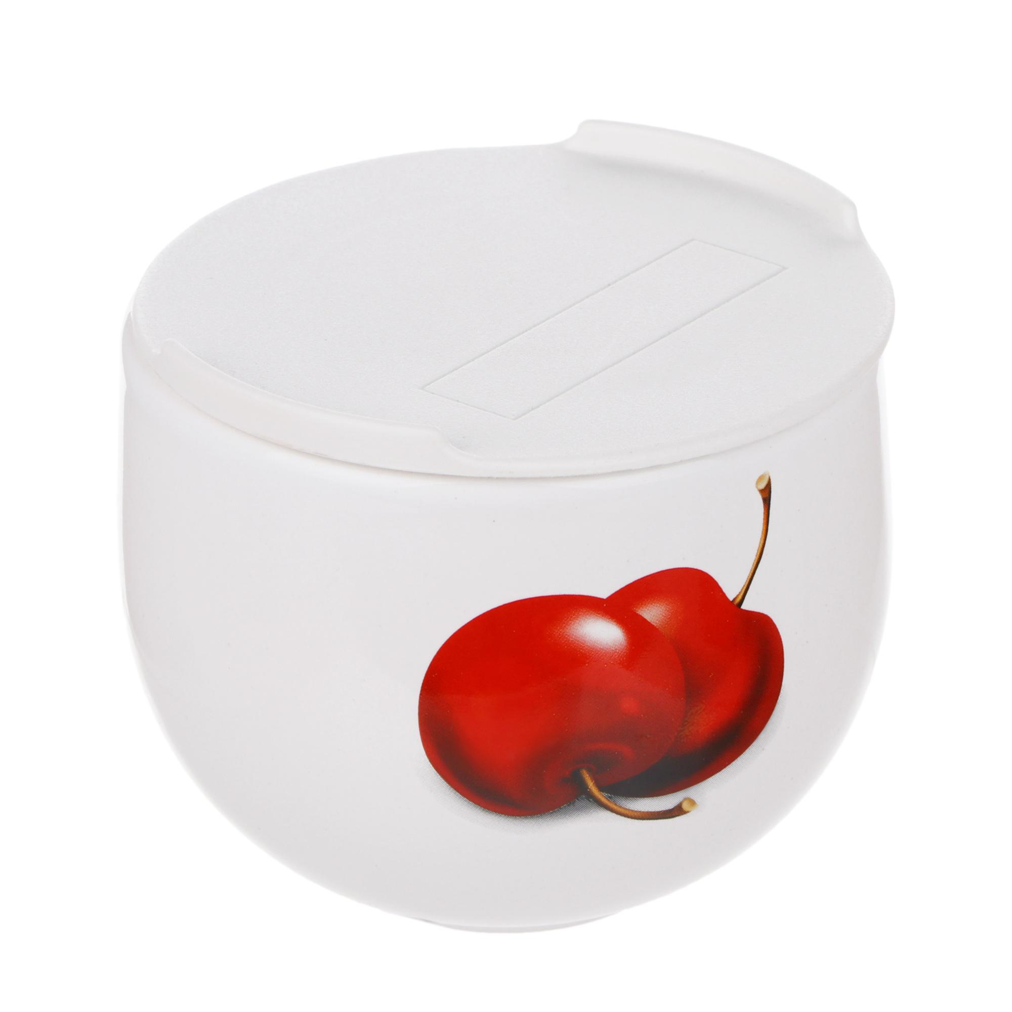 Фото - Банка Asa Selection Grande Вишня 9,5х8 см банка asa selection grande томаты 9 5х8 см