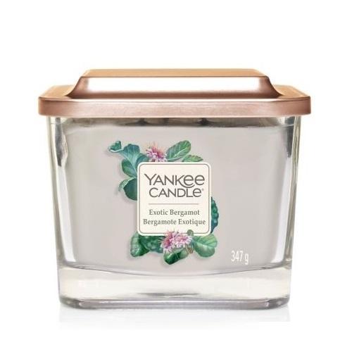 Свеча ароматическая Yankee Candle Elevation Экзотический бергамот фото