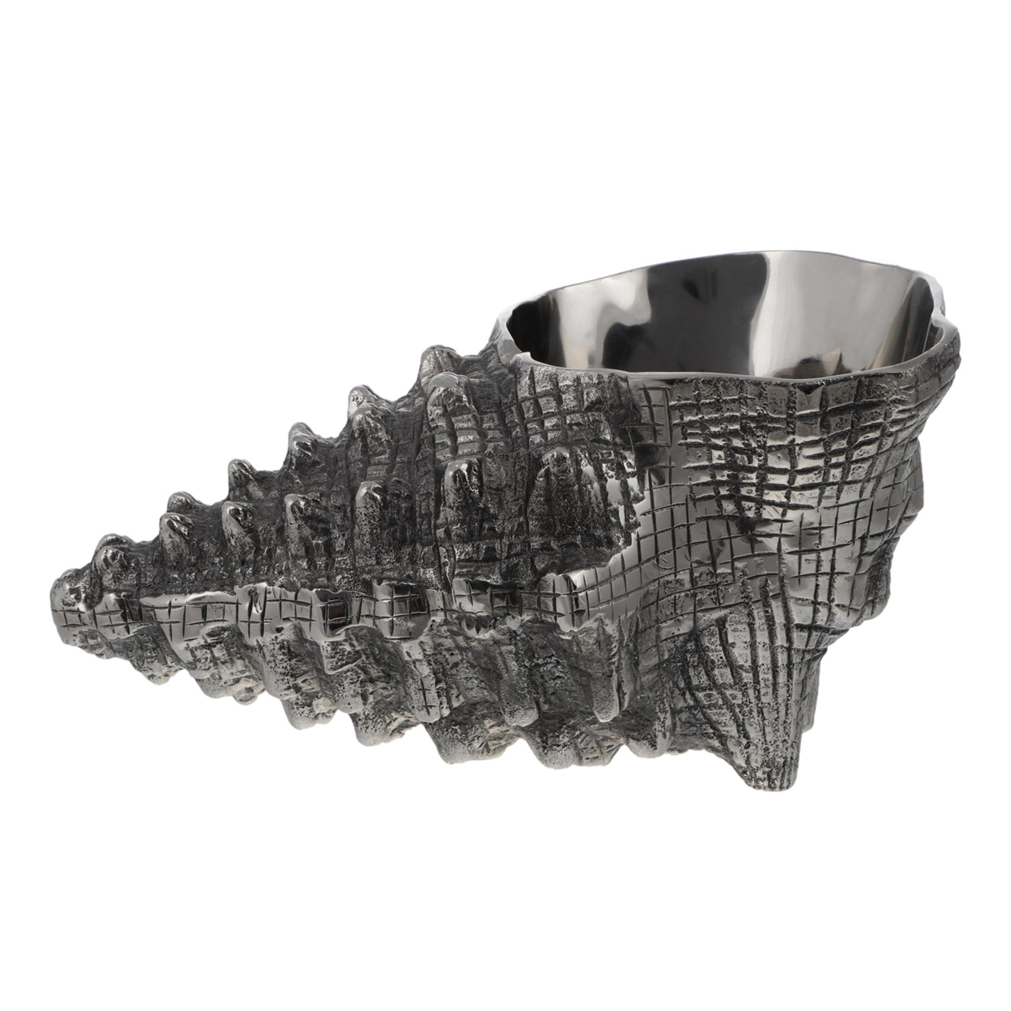 Купить Декоративная раковина морская Universal ark shell 30х19х15, Индия, алюминий