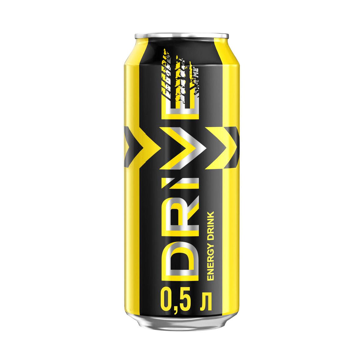 Напиток энергетический Drive Me Яблоко-Карамбола 0,449 мл