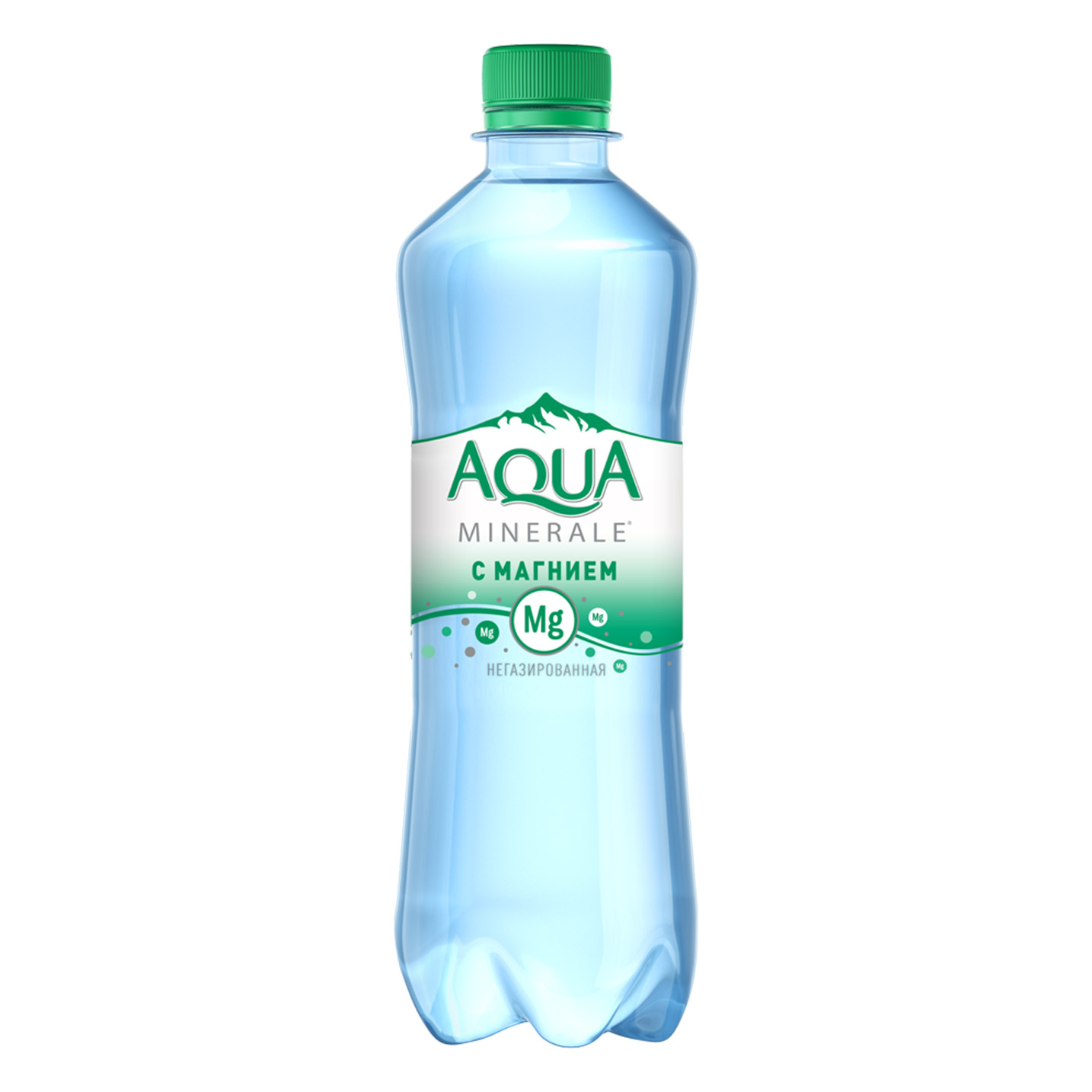 Вода Aqua Minerale Plus с магнием 500 мл фото