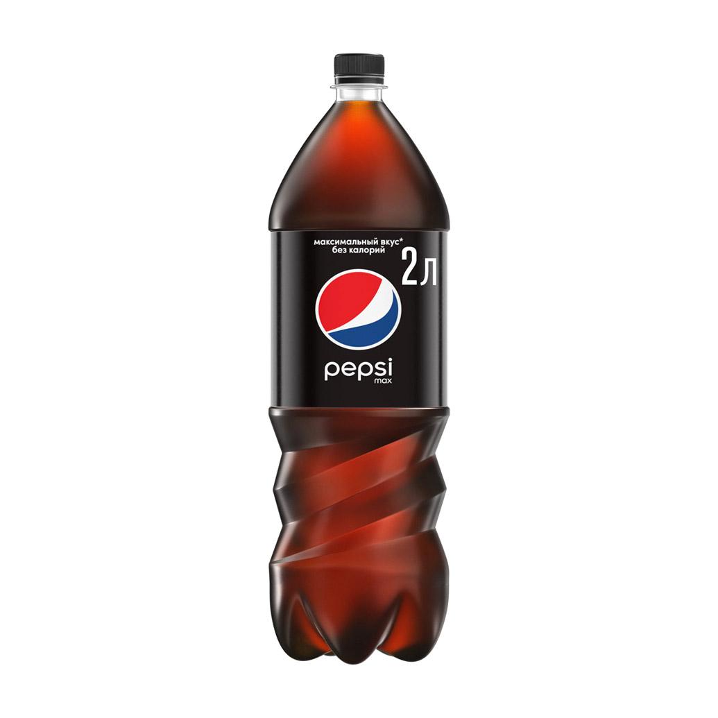 Фото - Напиток газированный Pepsi Max 2 л pepsi напиток низкокалорийный вкус манго 0 5 л pepsi