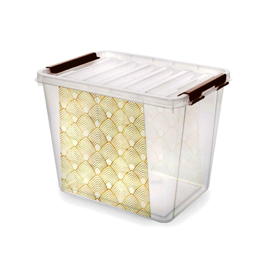 Ящик для хранения Полимербыт 25 л ящик для хранения полимербыт 15 л
