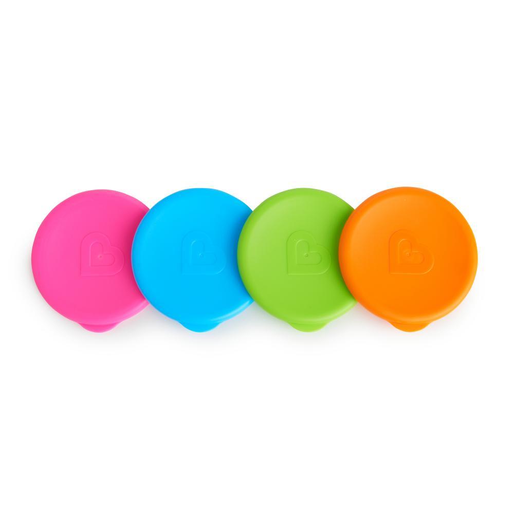 Купить Крышки для поильников Munchkin New Mun 4 шт, крышка, Китай, пластик