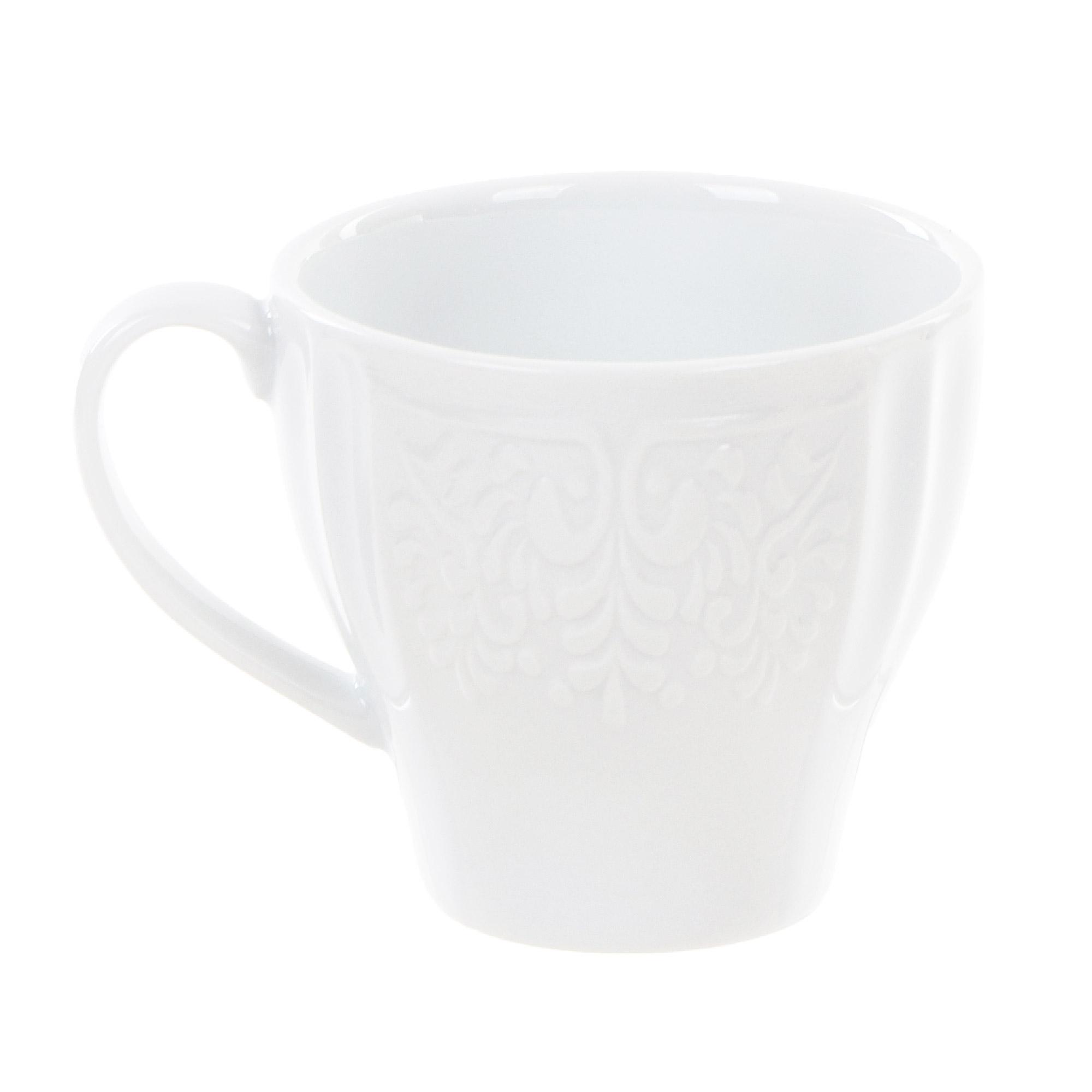 Чашка кофейная Kutahya porselen retro mat недекорированная