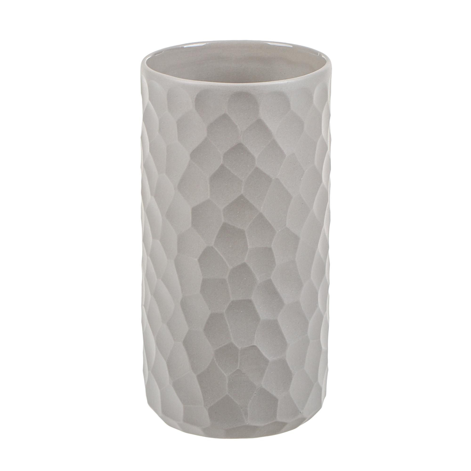 Фото - Ваза Asa selection carve серо-бежевая 16 см ваза asa selection carve серо бежевая 16 см