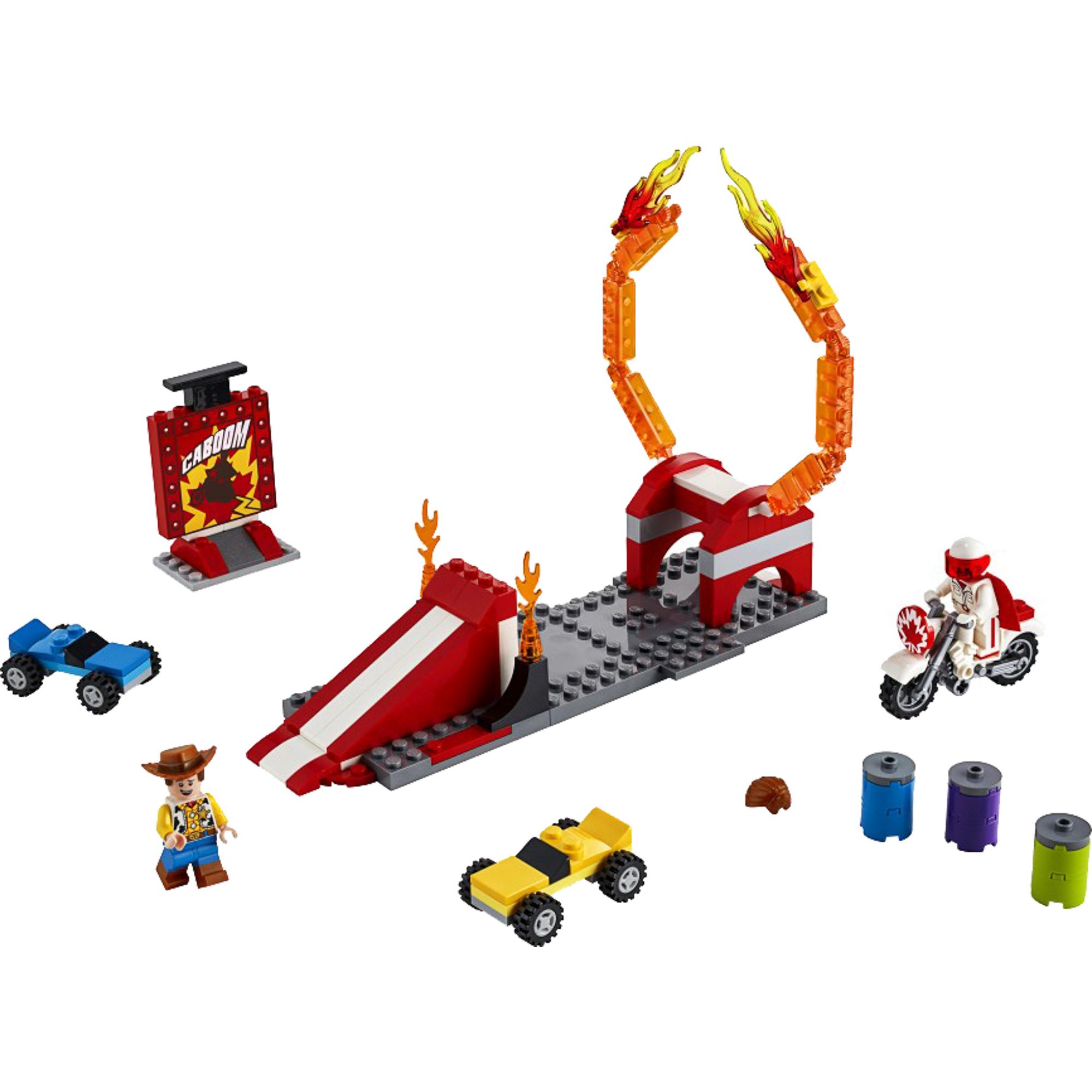 Конструктор LEGO Toy Story Трюковое шоу Дюка Бубумса