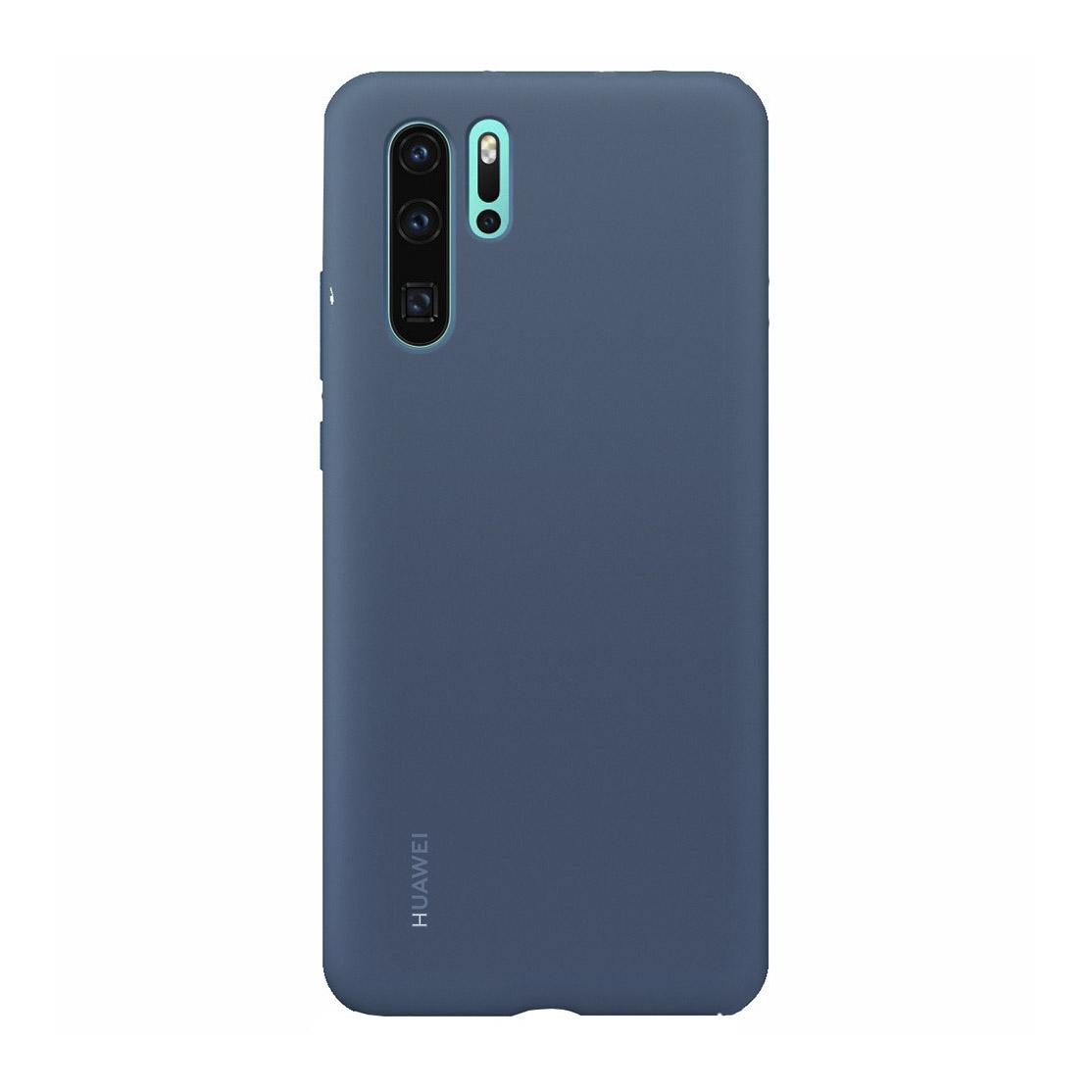 Чехол для смартфона Huawei P30 Pro Silicone Case, синий