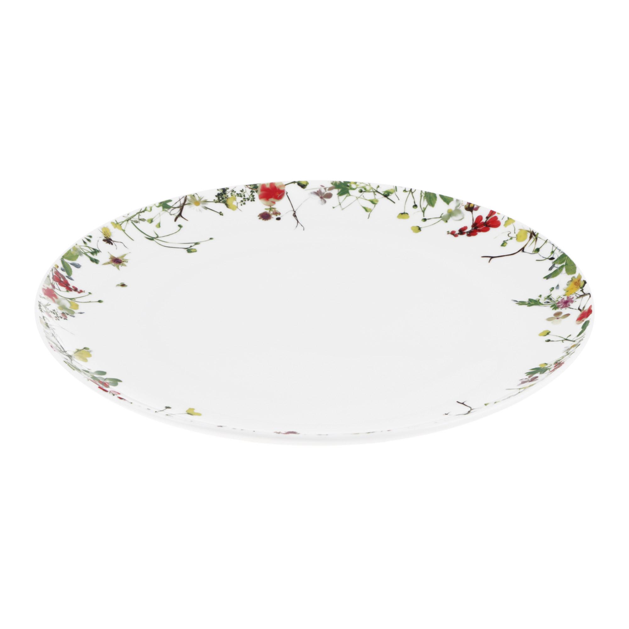 rosenthal selection brillance fleurs sauvages тарелка coup 27 см Тарелка обеденная 27см Rosenthal дикие цветы