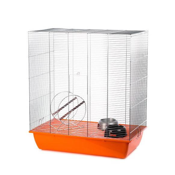 Клетка для грызунов INTER-ZOO Wiewiorka для дегу 71х40х63 см