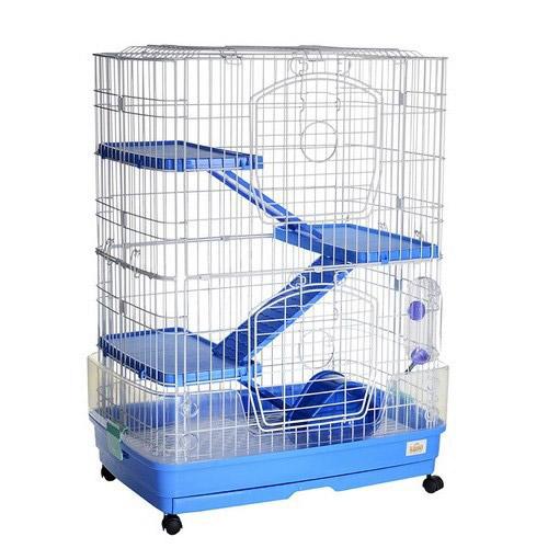 Клетка для грызунов KREDO для шиншилл 68x46x92 см