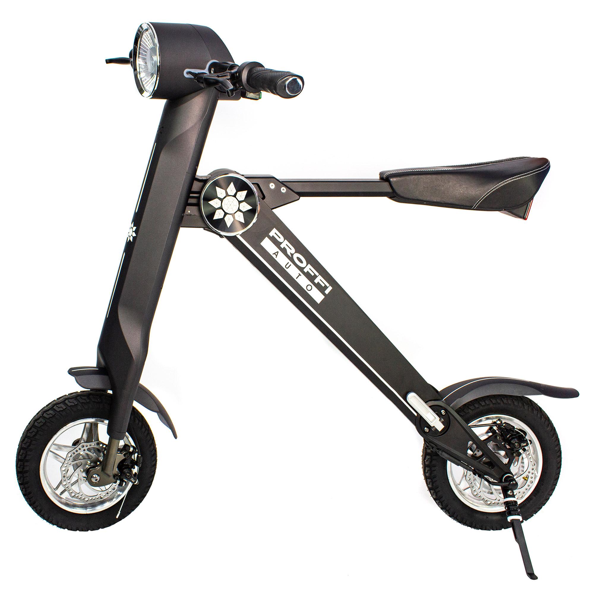 Электровелосипед Proffi auto С сигнализацией