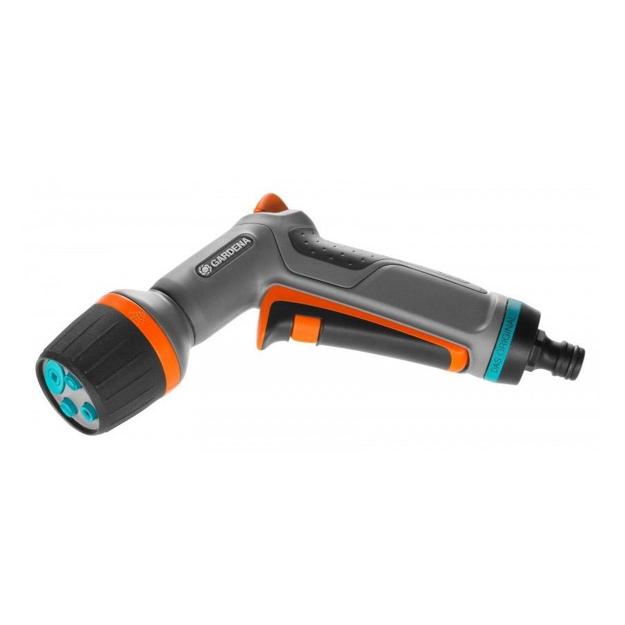 Купить Пистолет-наконечник для полива Gardena comfort ecopulse, Пистолет-распылитель, Германия, пластик