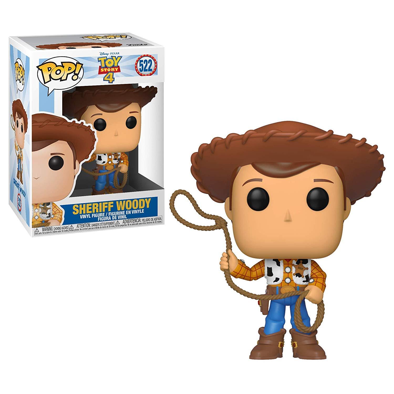Фигурка Funko 16х11х9 см: Toy Story 4:Woody