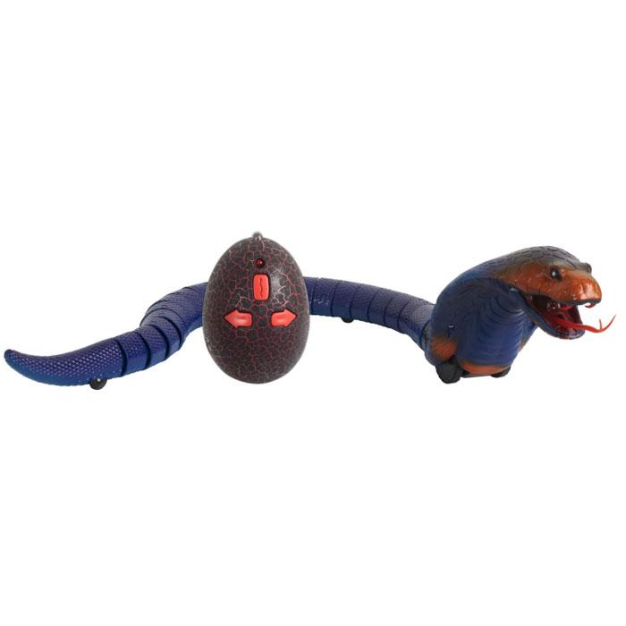 Фото - Игрушка 1TOY Robo Pets Королевская кобра игрушка интерактивная 1toy robo pets робо щенок розовый