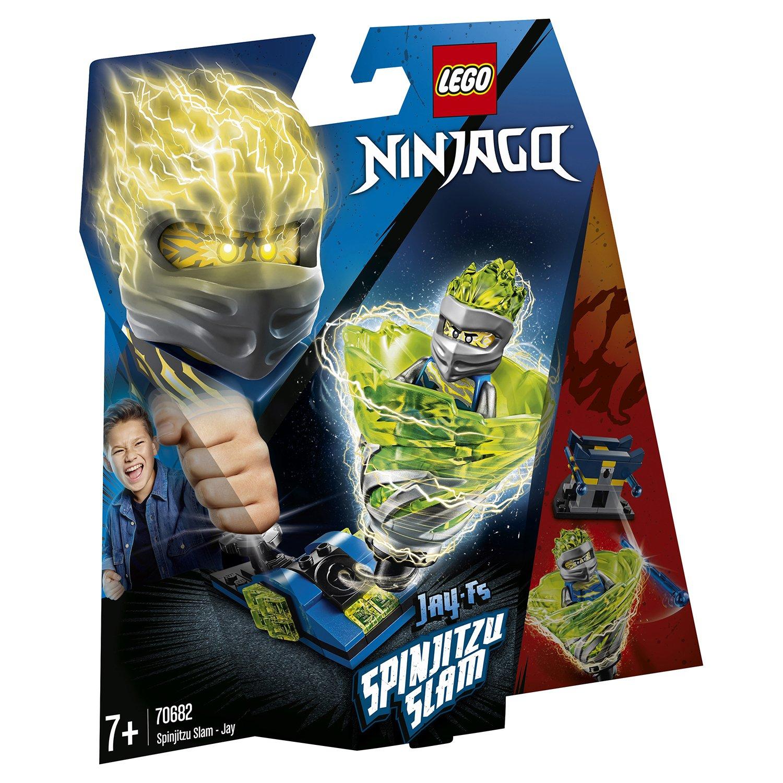 Конструктор LEGO Ninjago Бой мастеров кружитцу-Джей 70682 lego lego ninjago внедорожник катана 4x4