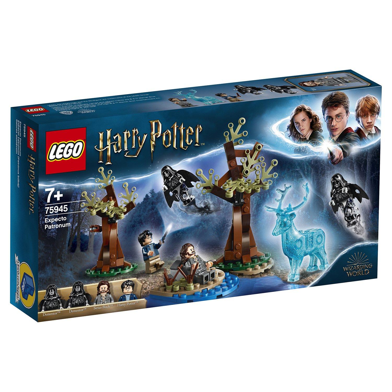 Конструктор LEGO Harry Potter Экспекто Патронум 75945 конструктор lego harry potter tm 75967 запретный лес грохх и долорес амбридж