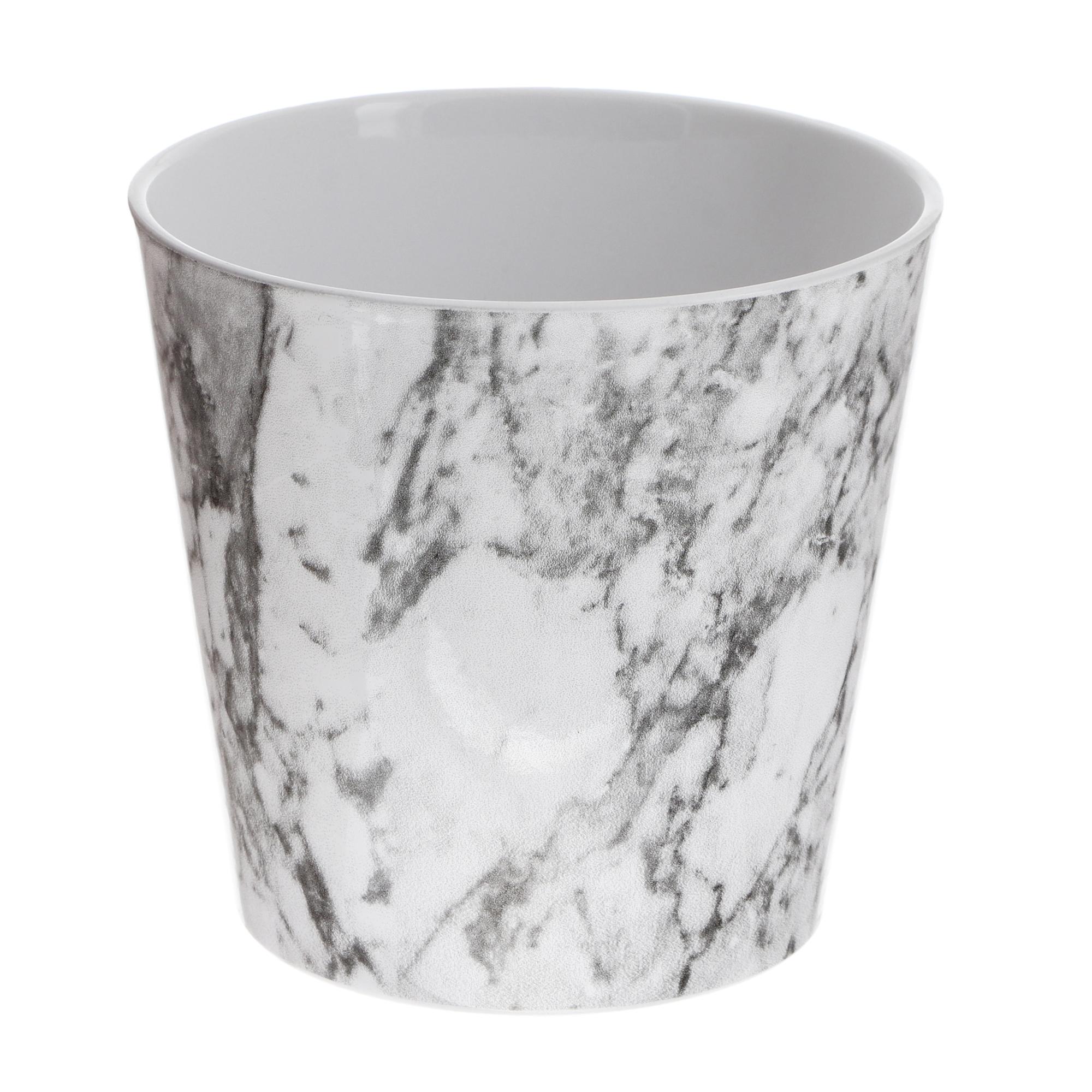 Кашпо Soendgen dallas marble d19 мраморный