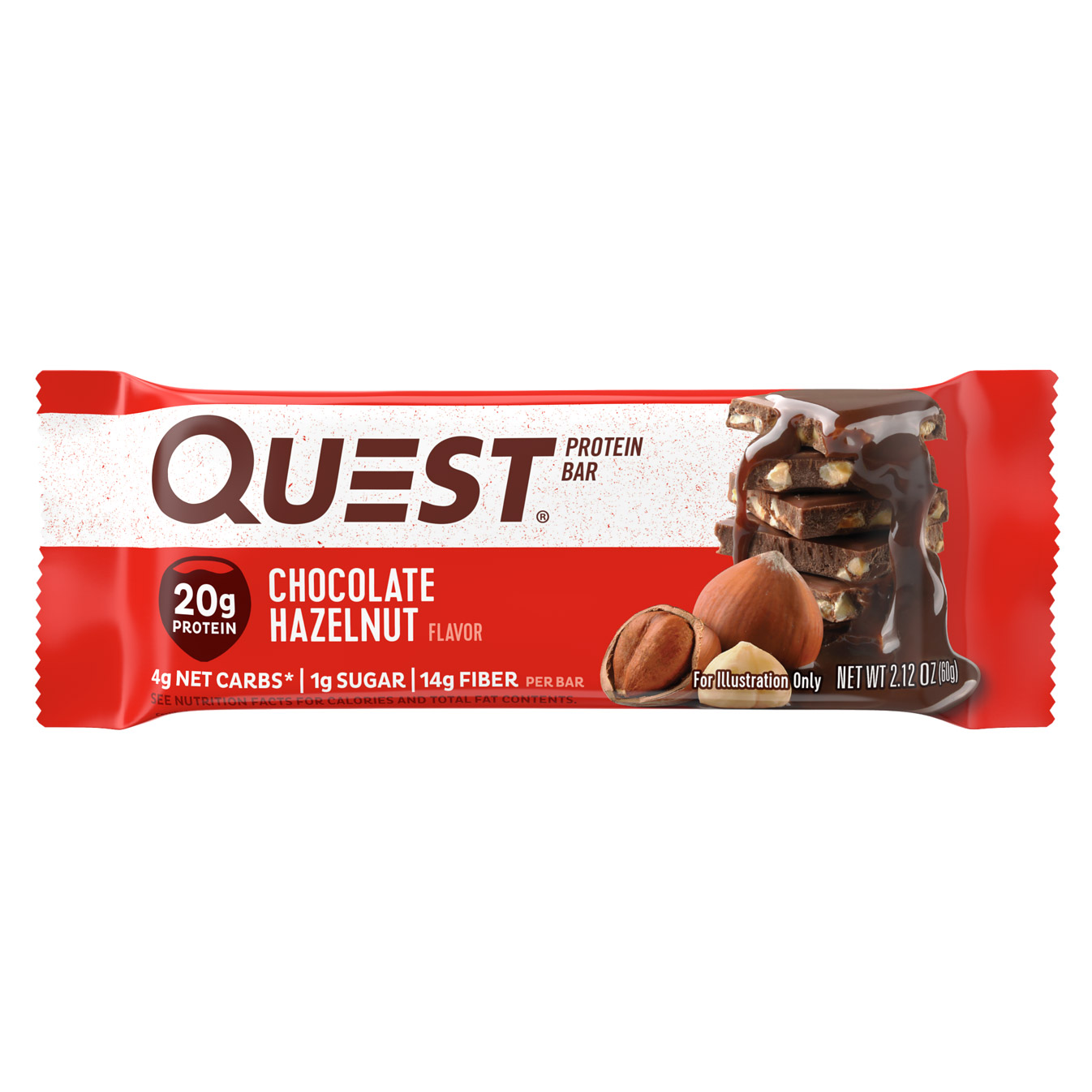 Фото - Батончик протеиновый Quest Nutrition QuestBar с лесным орехом 60 г biotech nutrition b complex 60 таб