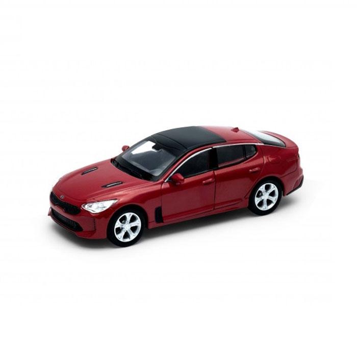 Купить Модель машины Welly KIA Stinger 1:50, Китай, в ассортименте, пластик, металл, Техника авто- мото- авиа