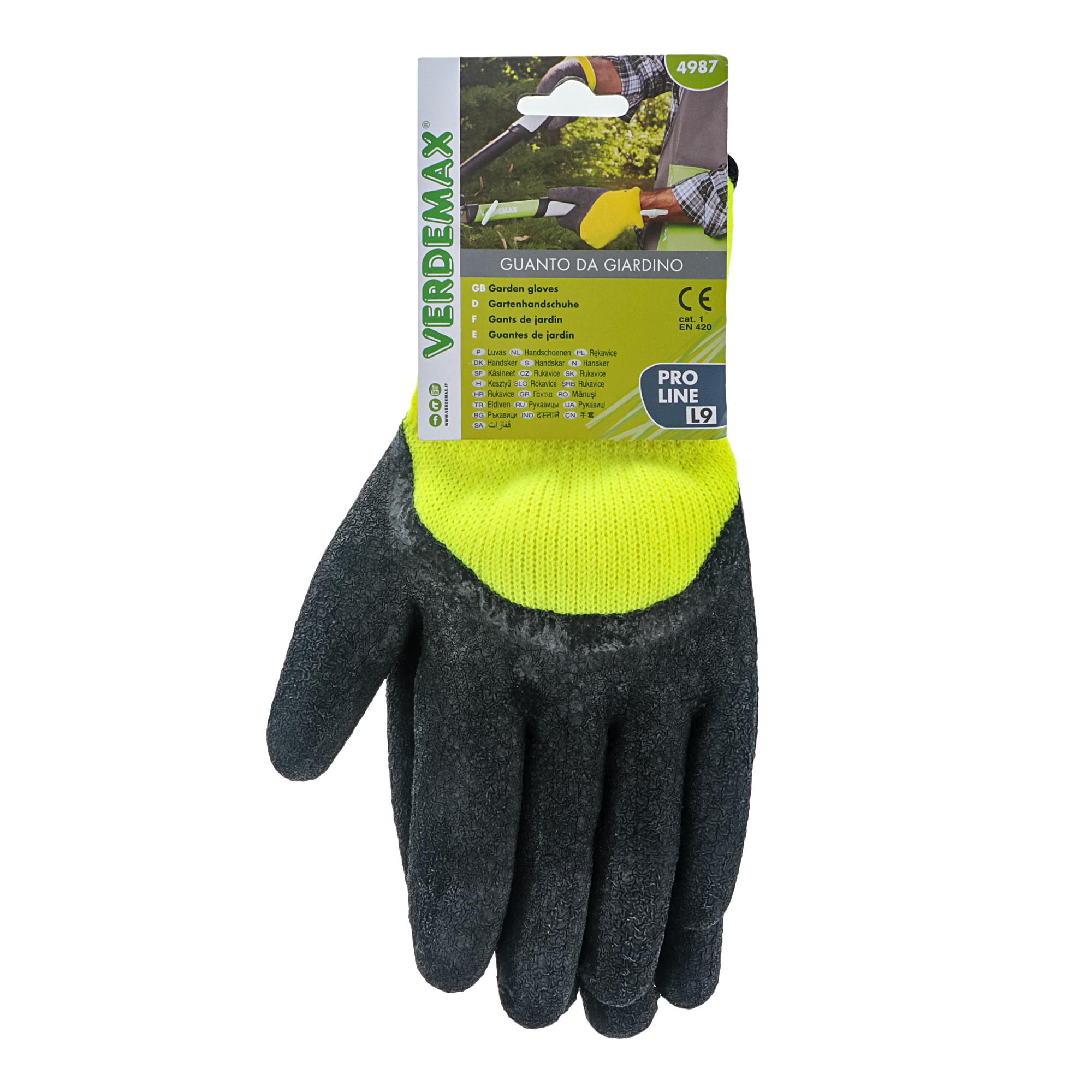 Фото - Перчатки садовые зимние l Verdemax перчатки садовые verdemax серо зеленые m
