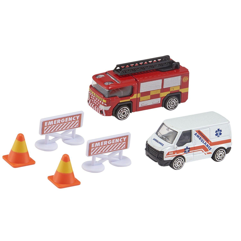 Игровой набор HTI Транспорт спасателей