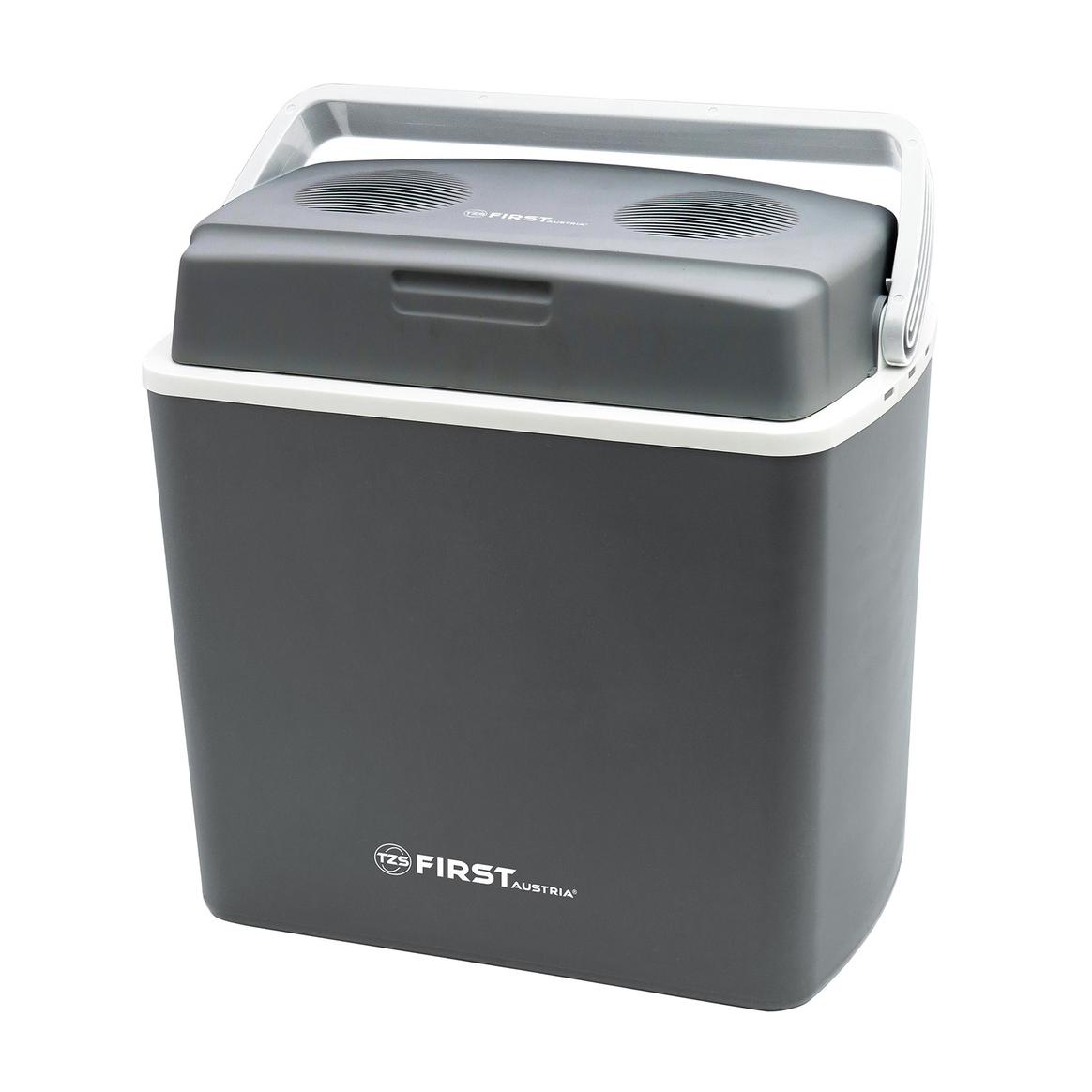 Автохолодильник First FA-5170-3 Grey 22 л first fa 5458 brown кофеварка