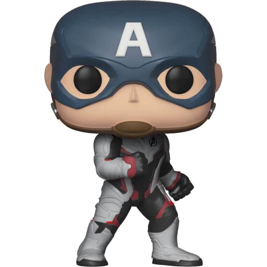 Фигурка Funko Marvel Avengers Endgame Captain America