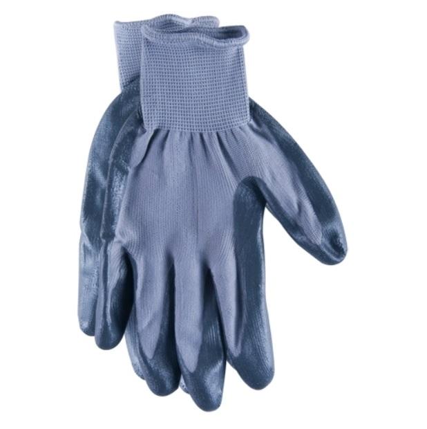 Перчатки нейлоновые Brigadier extrema нитрил m перчатки рабочие противоскользящие brigadier extrema