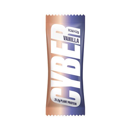 bite bite candy blue набор конфет 120 г Батончик высокобелковый Cyber Take a Bite Ваниль 30 г