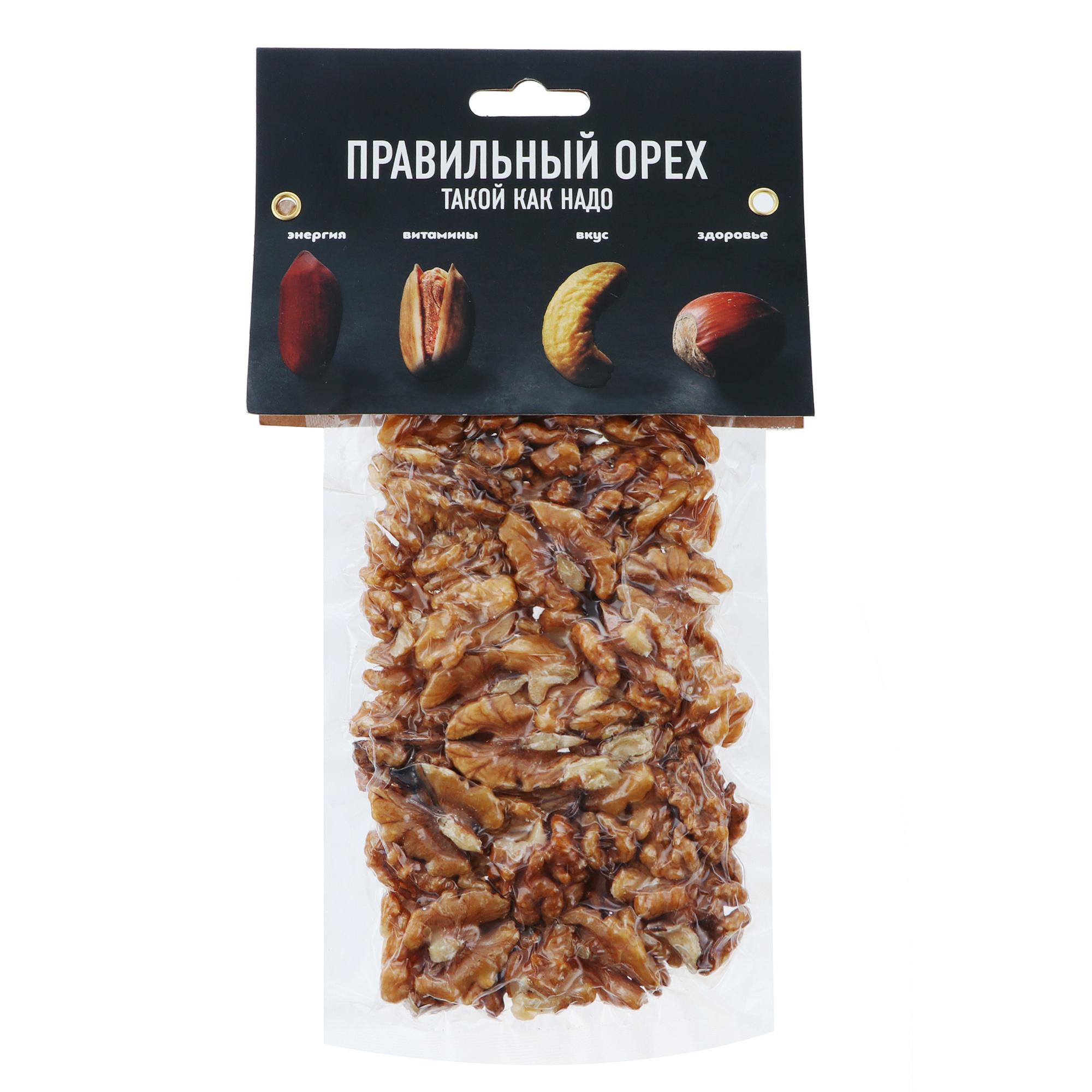 Орех грецкий Правильный орех 130 г грецкий орех просто азбука натуральный 150 г