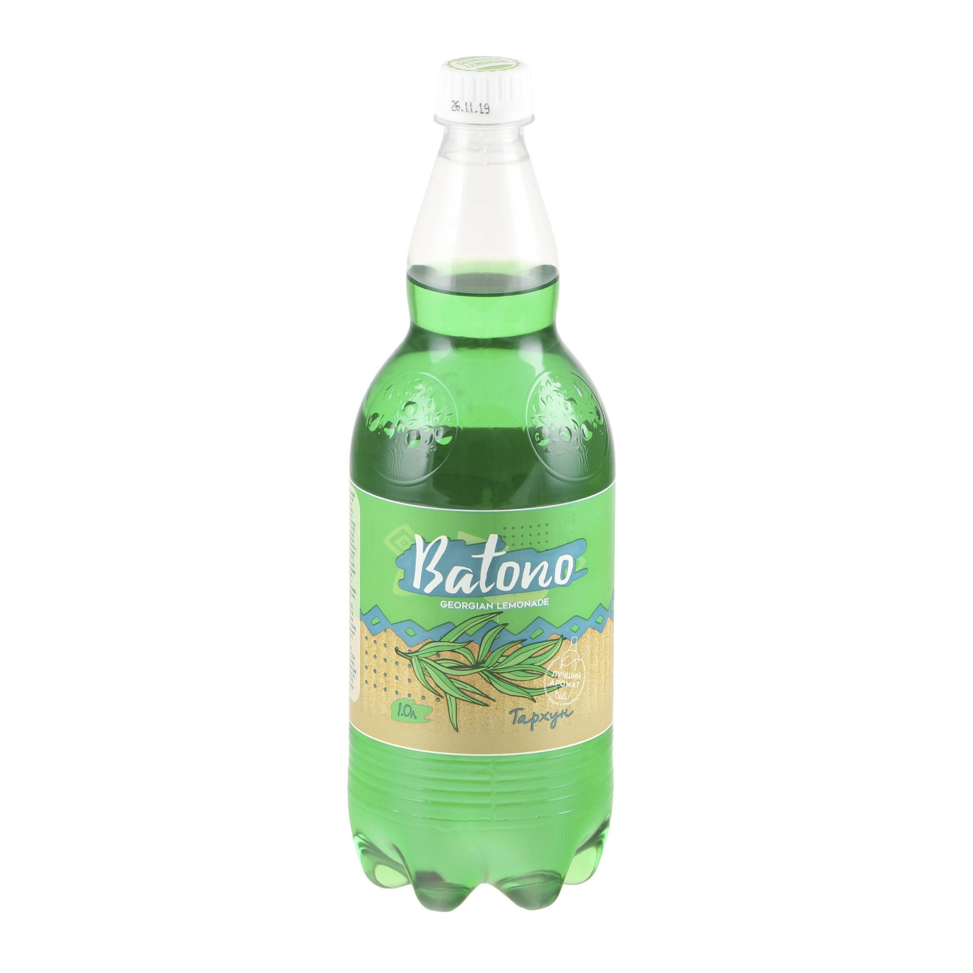 Напиток газированный Batono Тархун 1 л напиток газированный laimon fresh 1 5 л
