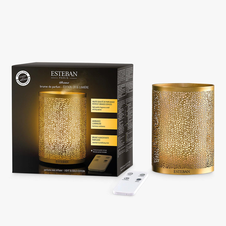 Электрический диффузор Esteban Золото и свет