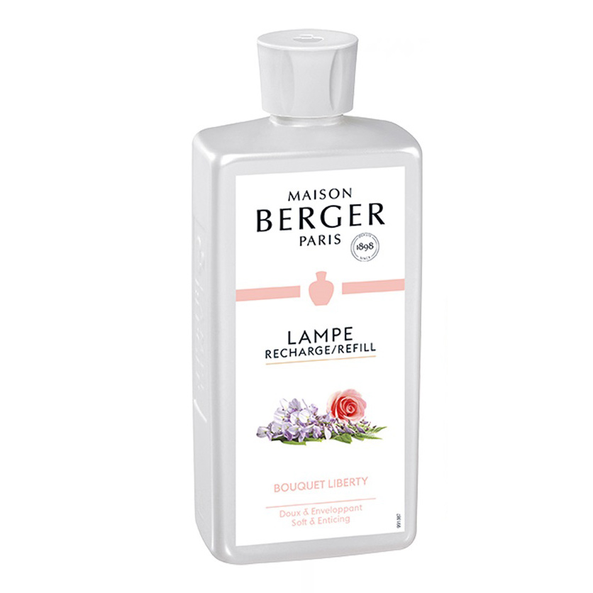 Аромат Maison Berger Цветочный романс 500 мл фото