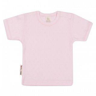 Фото - Футболка Lucky Child Ажур розовая 74-80 футболка lucky child ажур белая 74 80
