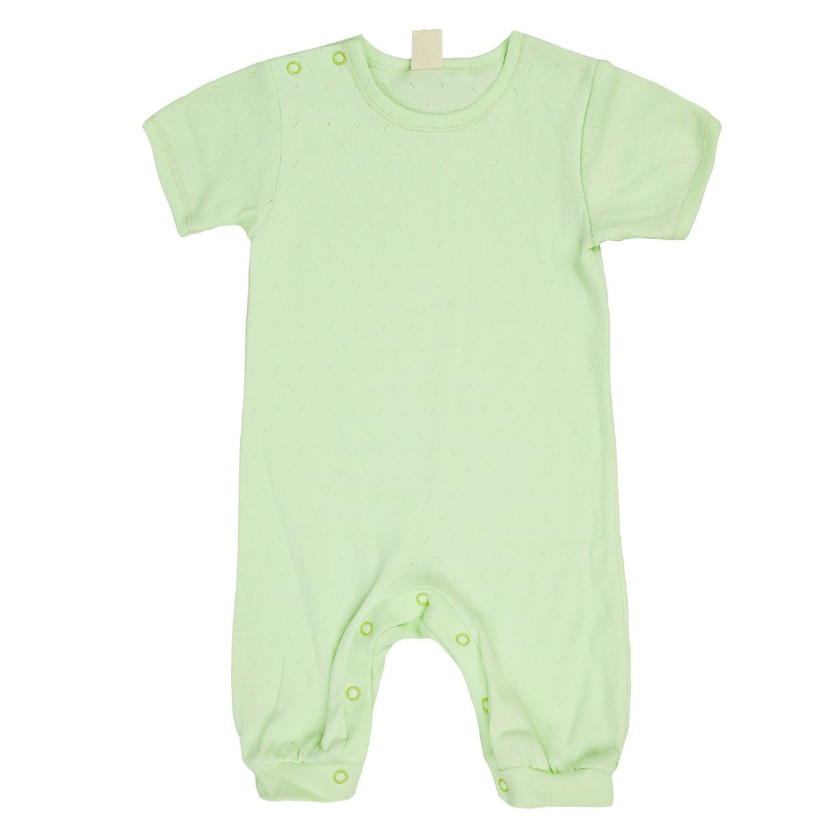 Песочник Lucky Child Ажур зеленый 74-80 фото