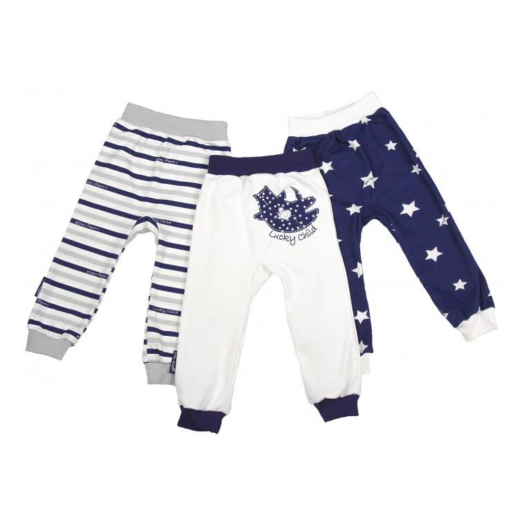 Фото - Комплект брюк Lucky Child Котики 3 шт 74-80 комплект брюк lucky child котики 3 шт 74 80