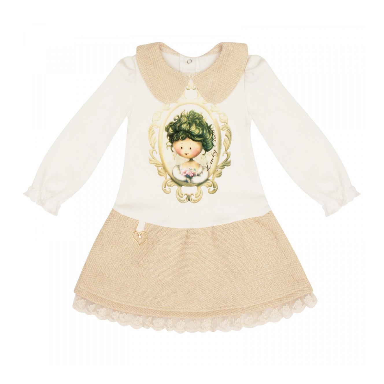 Платье Lucky Child Маленькая леди 116-122