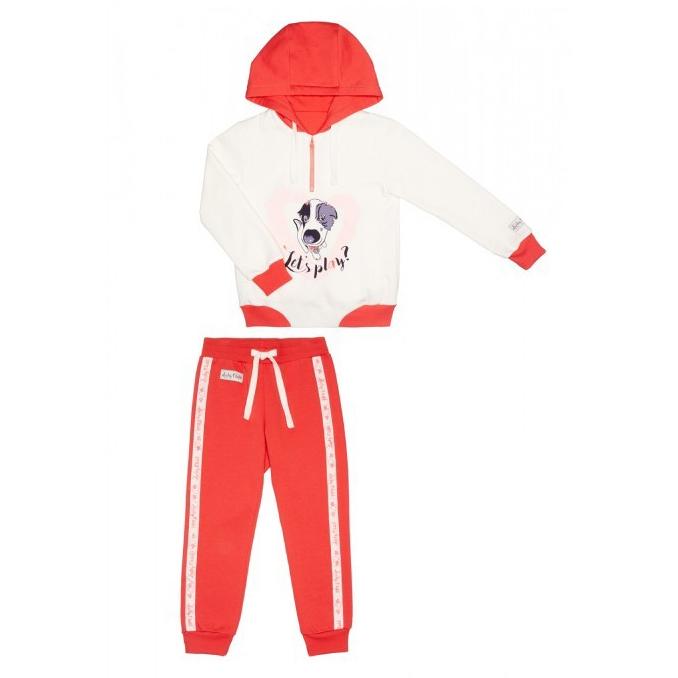 Фото - Спортивный костюм Lucky Child Sport: куртка и брюки 80-86 спортивный костюм lucky child sport куртка и брюки 86 92