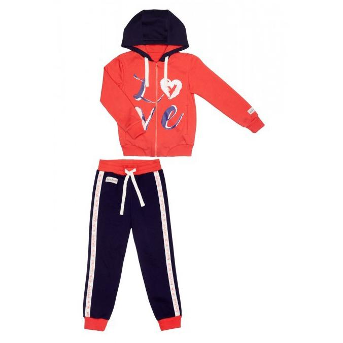 Фото - Спортивный костюм Lucky Child: куртка и брюки 80-86 спортивный костюм lucky child sport куртка и брюки 86 92