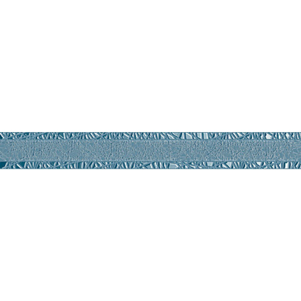 Бордюр Azori Камлот Индиго Крэш 5Х40,5 см бордюр azori arte