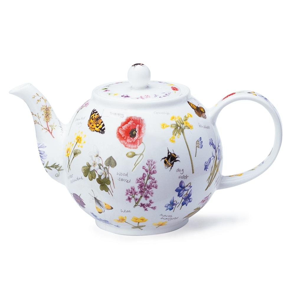 Чайник заварочный Dunoon Полевые цветы 750 мл