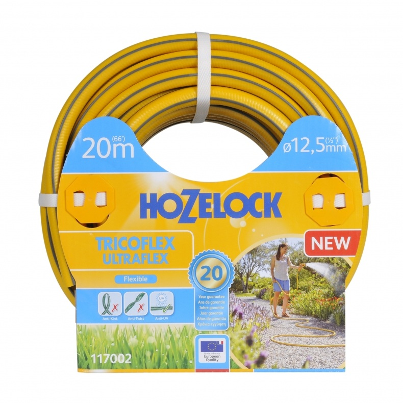 Фото - Шланг Hozelock ultraflex 1/2 20м шланг hozelock 143178 jardin 1 2 20m