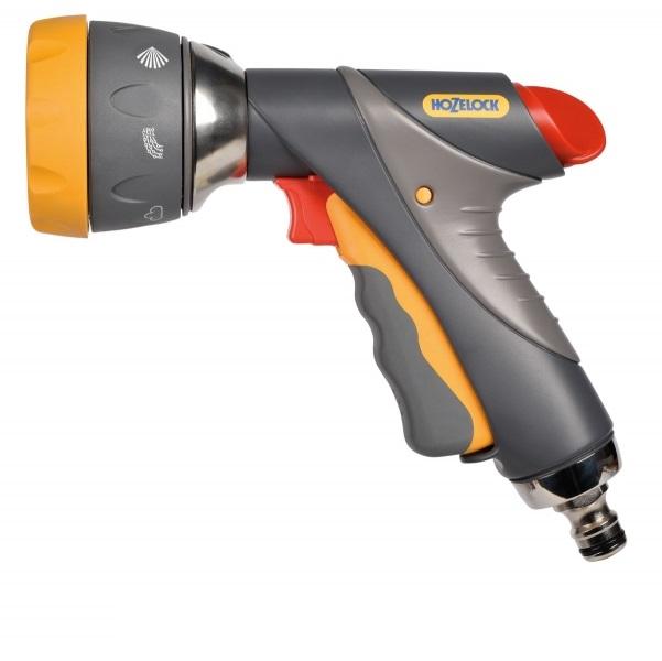 Купить Пистолет Hozelock pro 2694 7 режимов, Пистолет-распылитель, Малайзия, металл, пластик