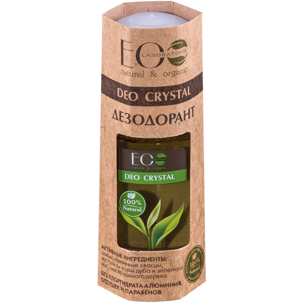 Дезодорант EO Laboratorie Deo Crystal Кора дуба и зеленый чай 50 мл