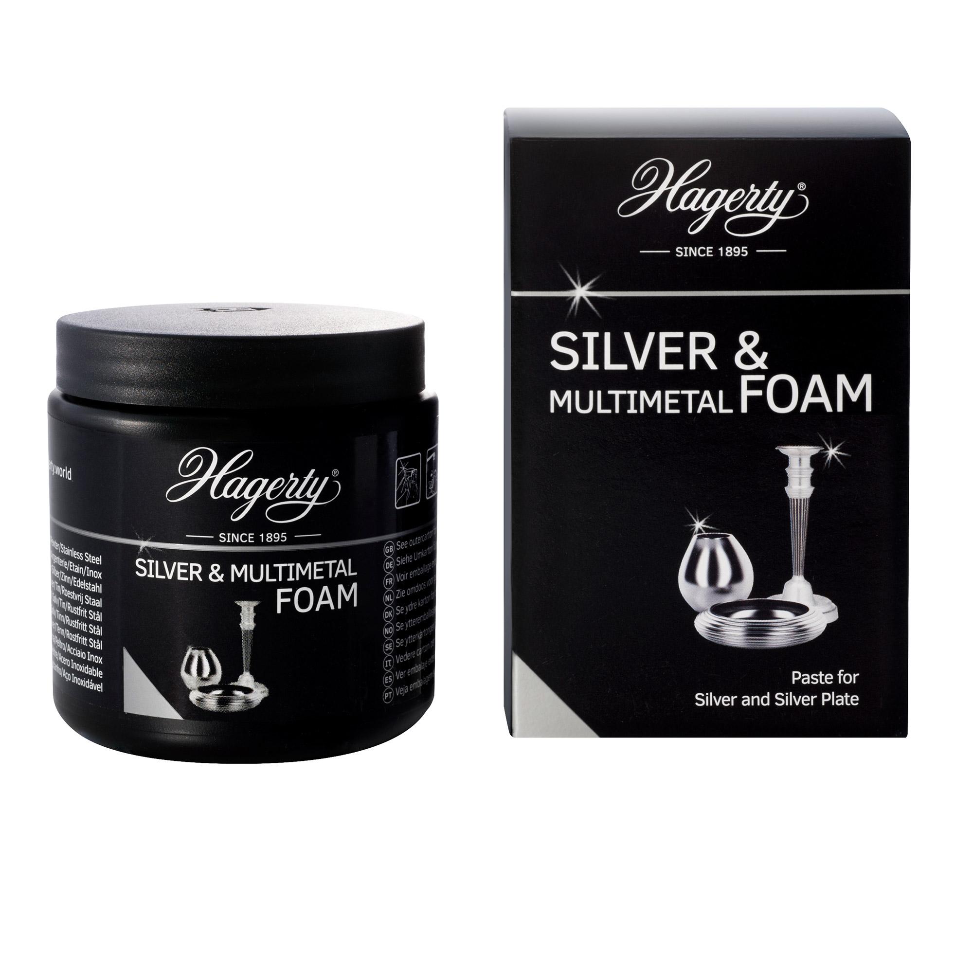 Пена для серебра от потускнения Hagerty Silver Foam 185 мл