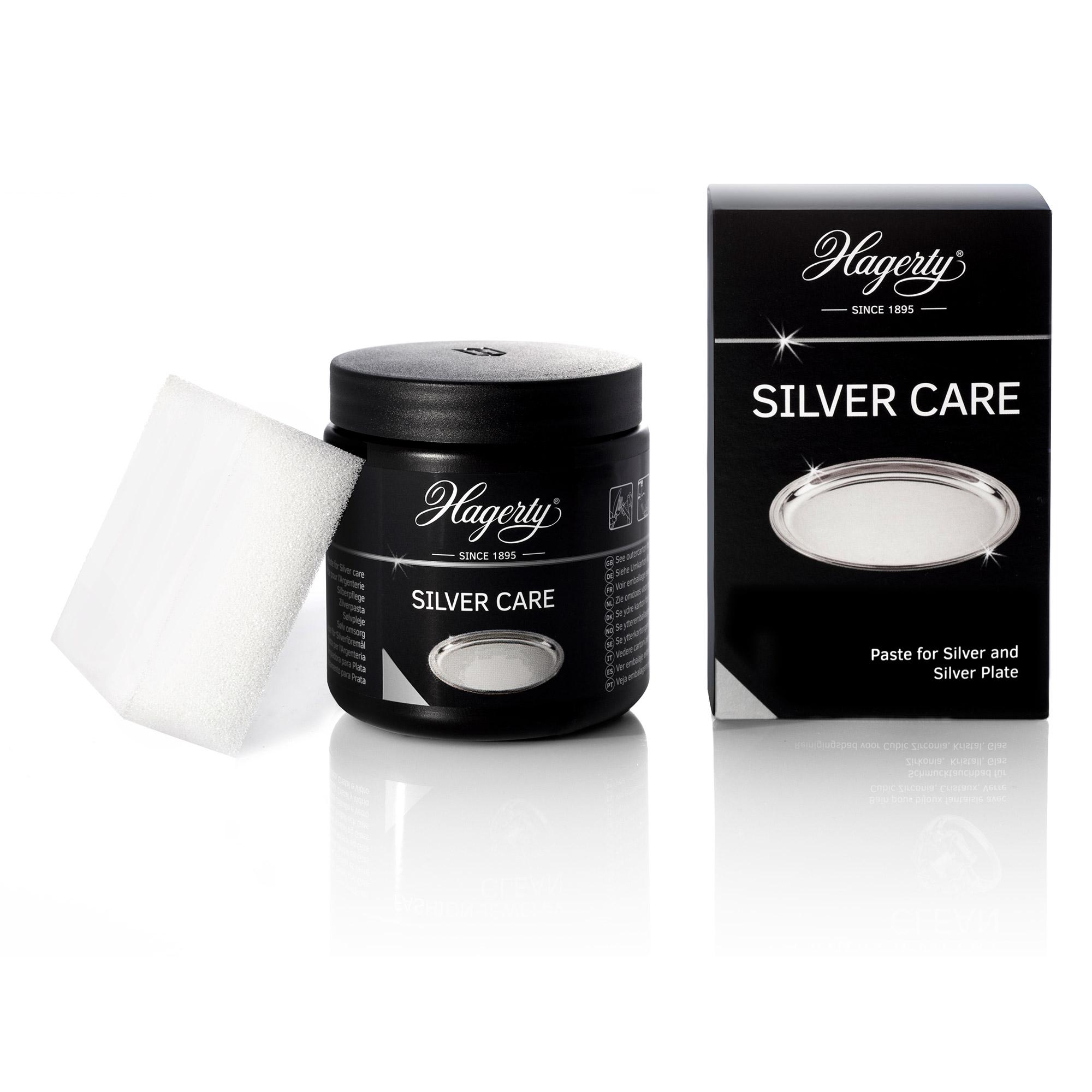 Средство для ухода за серебром Hagerty Silver Care 185 мл