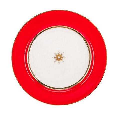 Фото - Тарелка плоская ИФЗ Скарлетт 20 см fissman тарелка плоская 28 см